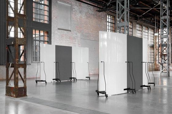 Neuland Werkwand | Curved Version Whiteboard/Whiteboard by Neuland