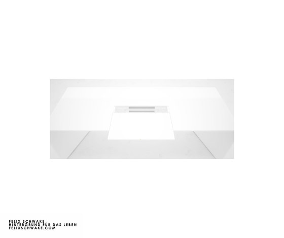 ESCRITORIO I-I edición especial - Laca para piano negra de Rechteck