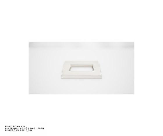 BUREAU IV édition spéciale - Piano laqué blanc de Rechteck