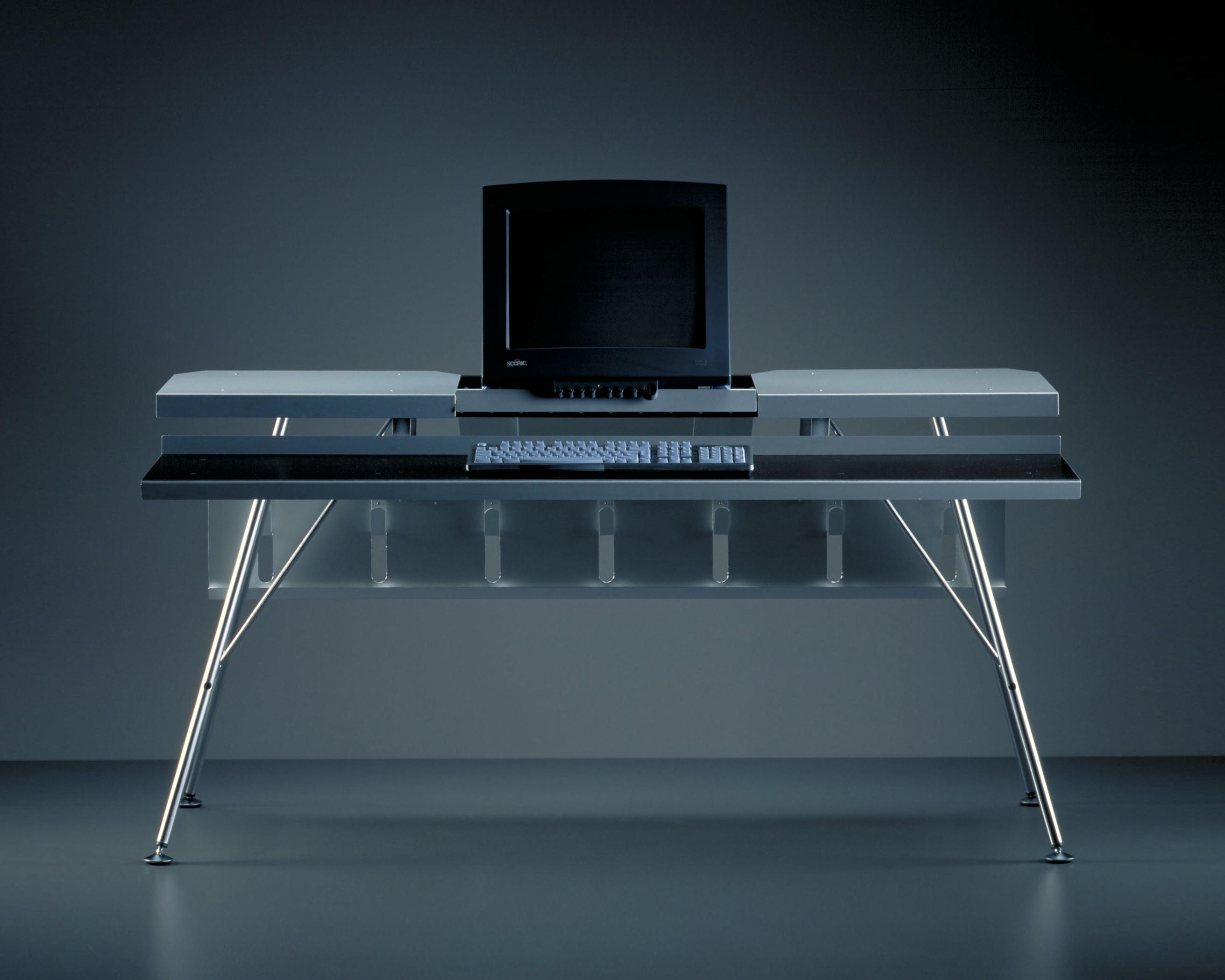 unicomputertisch computer desks from atelier alinea architonic. Black Bedroom Furniture Sets. Home Design Ideas