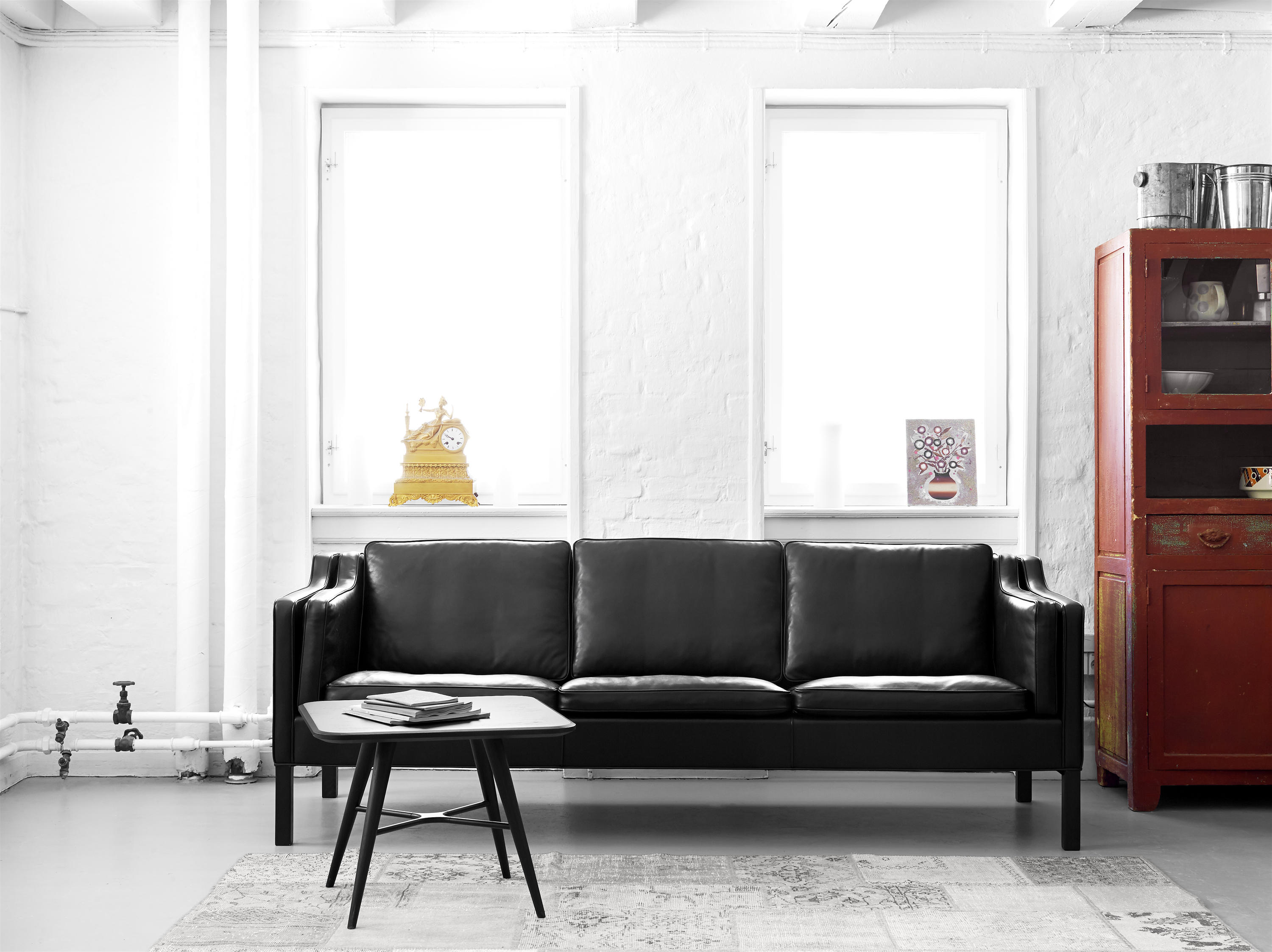 2212 Lounge sofas from Fredericia Furniture