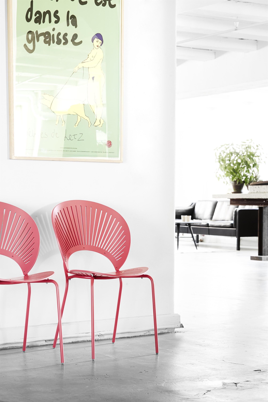 Trinidad barstool barhocker von fredericia furniture for Barhocker englisch