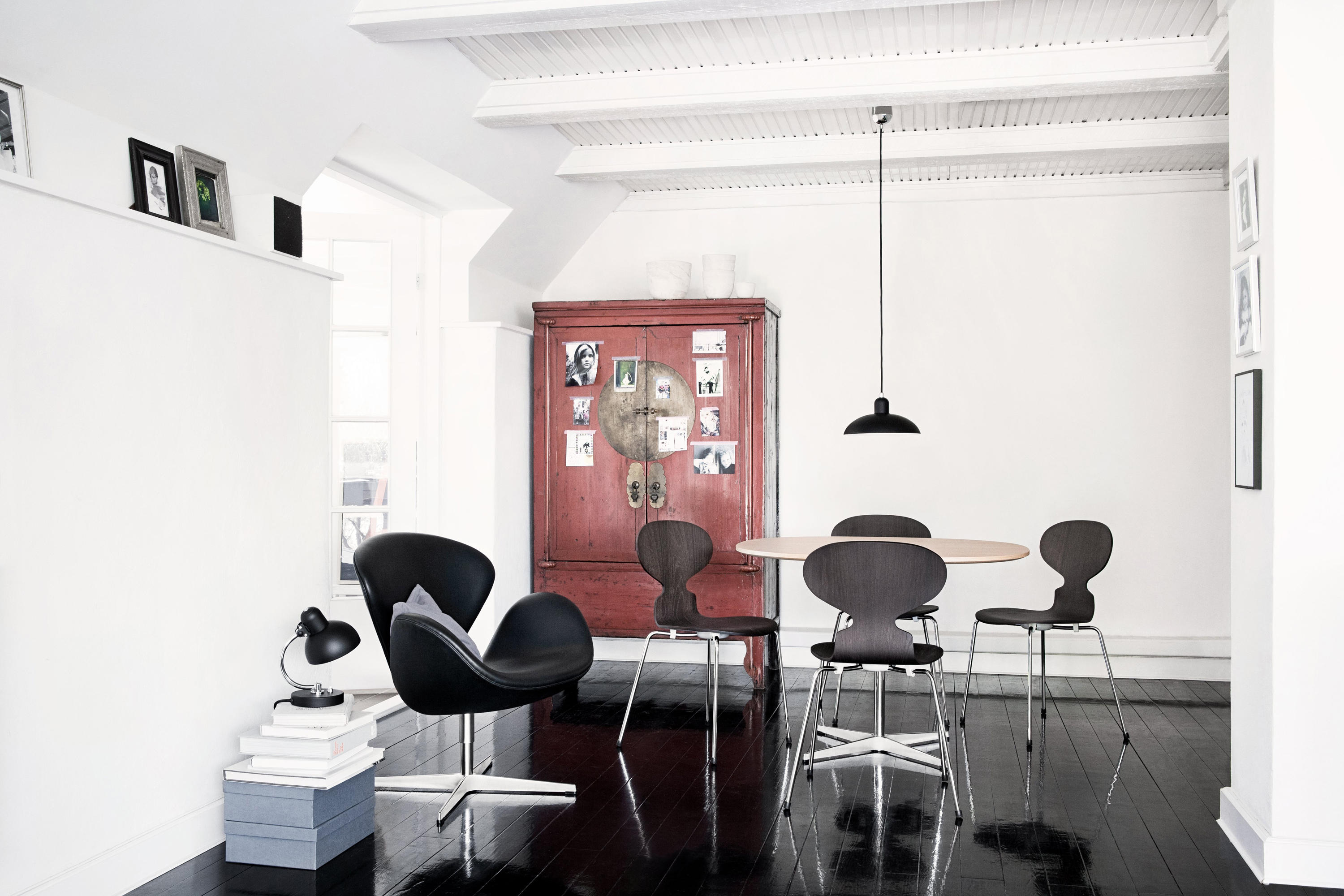 ANT™ 3100 Multipurpose chairs from Fritz Hansen
