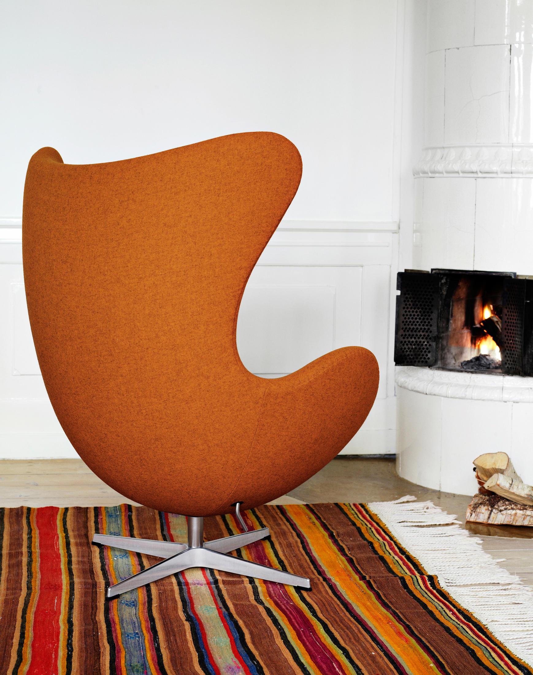 egg 3316 poltrone lounge fritz hansen architonic. Black Bedroom Furniture Sets. Home Design Ideas