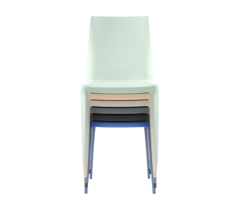 ... The Bellini Chair | Model 1000 | Black By Heller