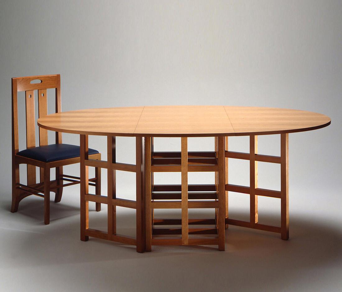 322 d s 1 tables de repas de cassina architonic. Black Bedroom Furniture Sets. Home Design Ideas