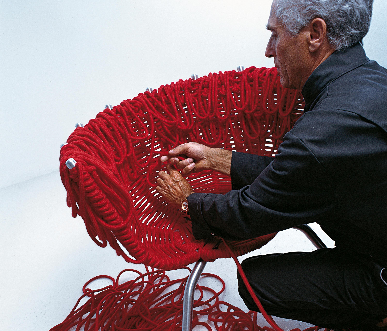 Vermelha Sessel Von Edra Architonic ...