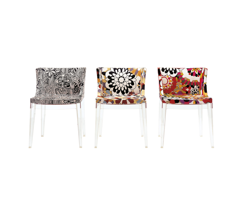 """Mademoiselle � La Mode Missoni Chair Kartell: MADEMOISELLE """"À LA MODE"""" - Chairs From Kartell"""