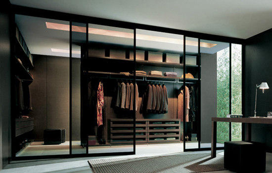 Ubik System Walk In Wardrobes From Poliform Architonic