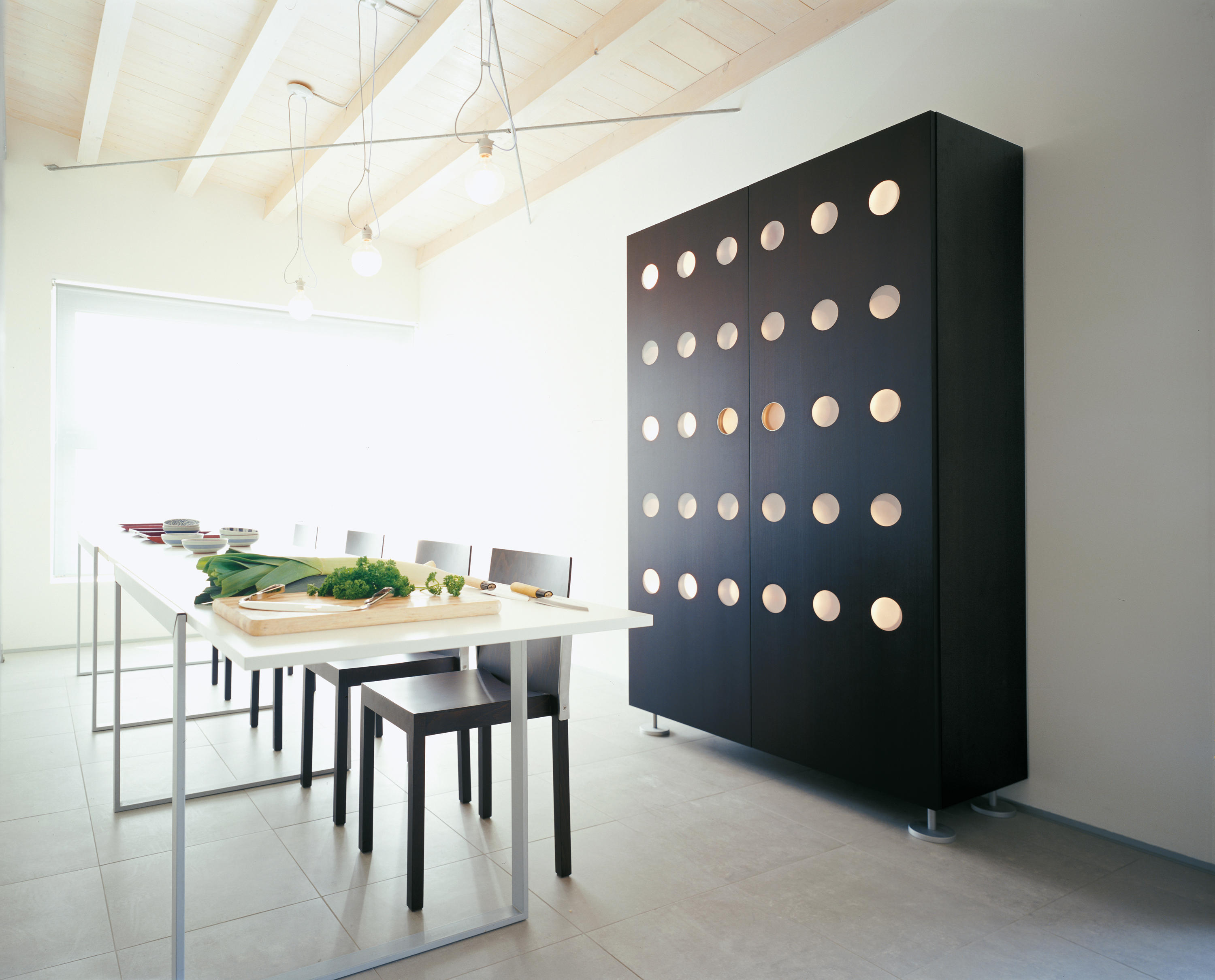 MOONY WHITE - Cabinets from HORM.IT | Architonic | {Esszimmerschrank design 1}