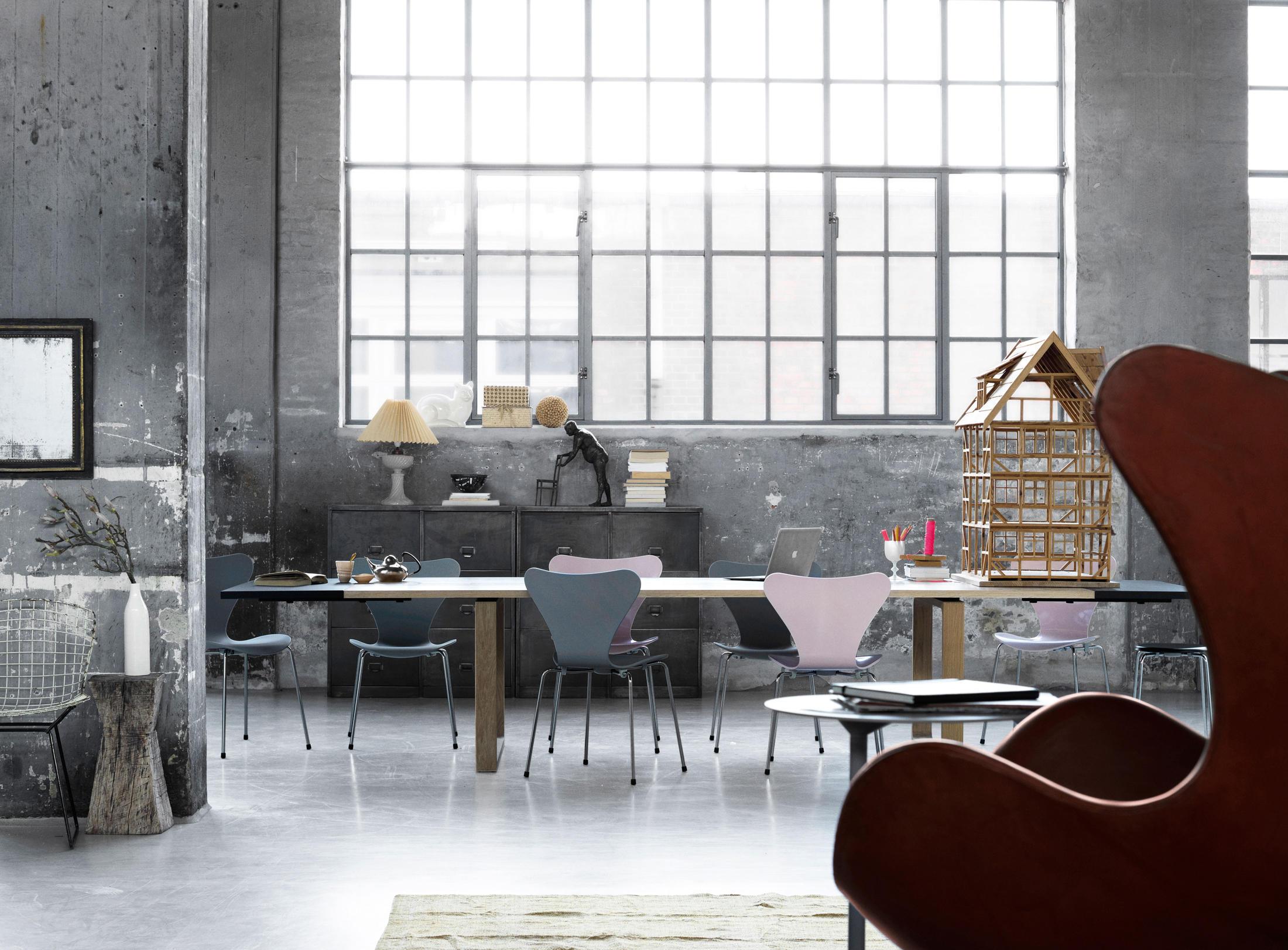 cecilie manz essay table Découvrez toutes les informations sur le produit : table design scandinave / en  chêne / en noyer / en bois massif essay™ by cecilie manz de la société fritz.