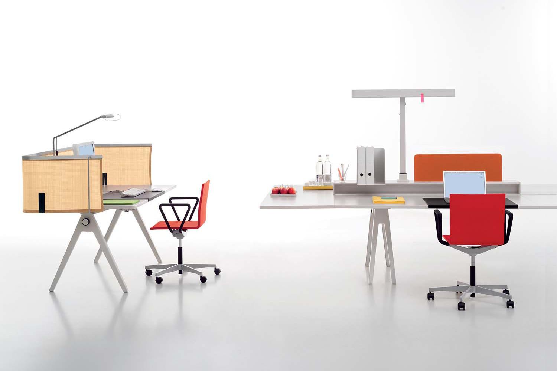 JOYN SINGLE DESK - Individual desks from Vitra | Architonic - Joyn Single Desk by Vitra ...