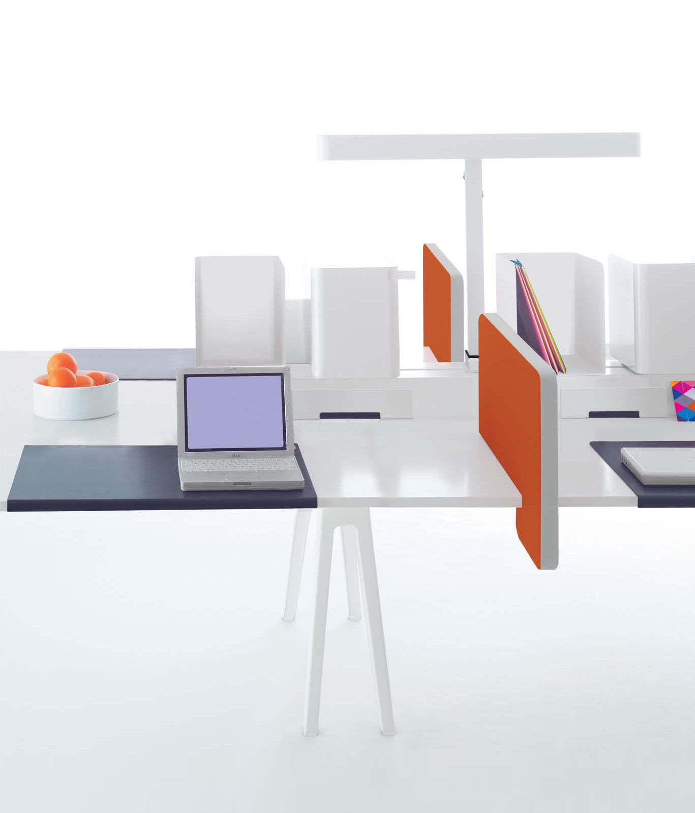 JOYN SINGLE DESK - Individual desks from Vitra | Architonic - Ambient images. Joyn Single Desk by Vitra ...