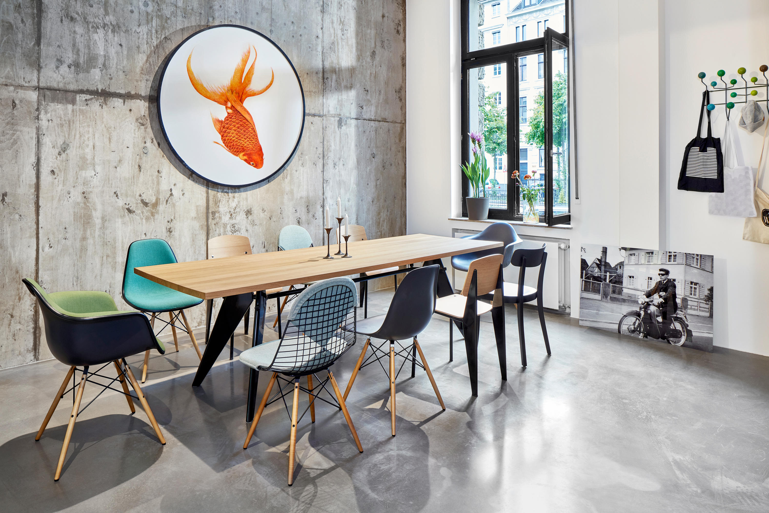 WIRE CHAIR DKR - Chairs from Vitra | Architonic