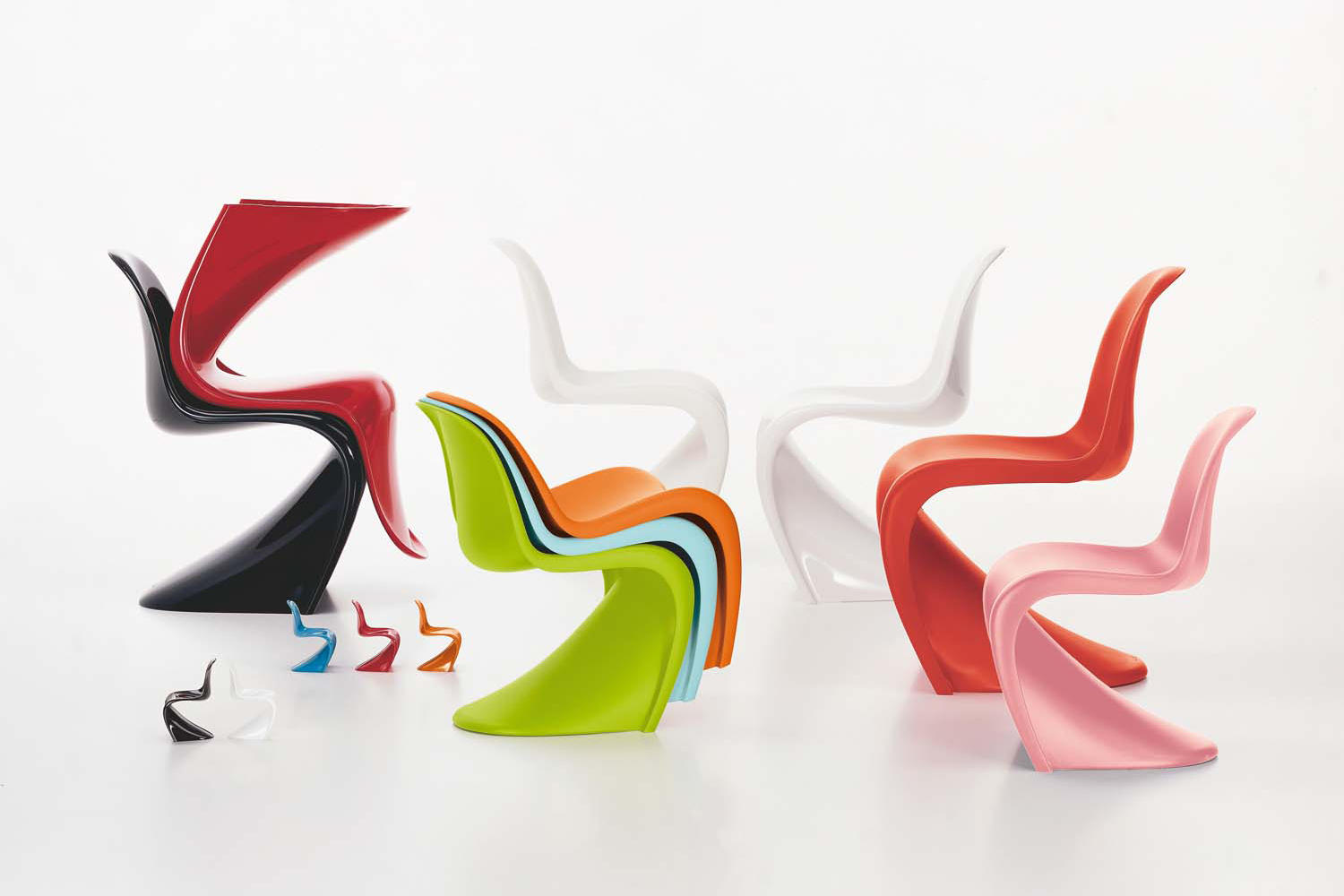 Awesome Photographer: Ari Marcopoulos Panton Chair By Vitra ...
