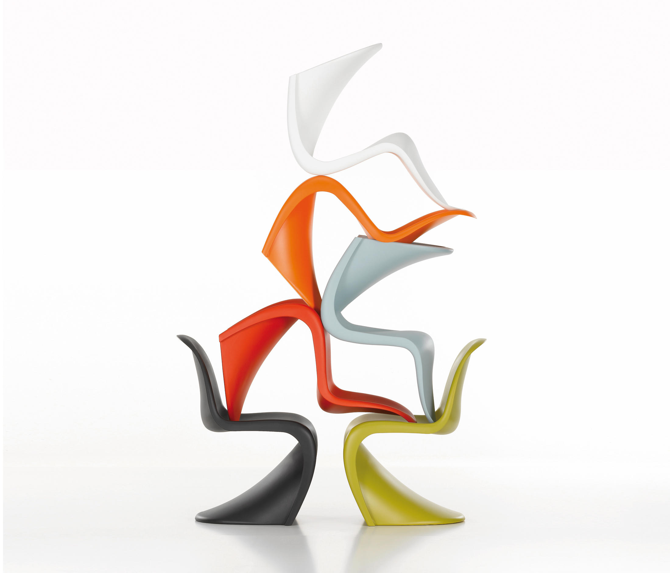 PANTON CHAIR Multipurpose chairs from Vitra