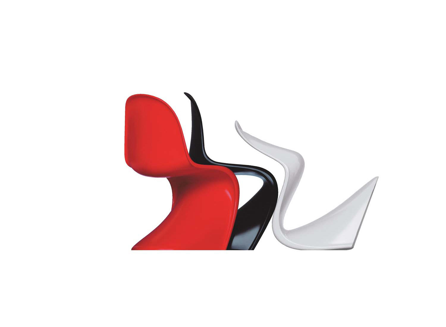 panton chair classic st hle von vitra architonic. Black Bedroom Furniture Sets. Home Design Ideas