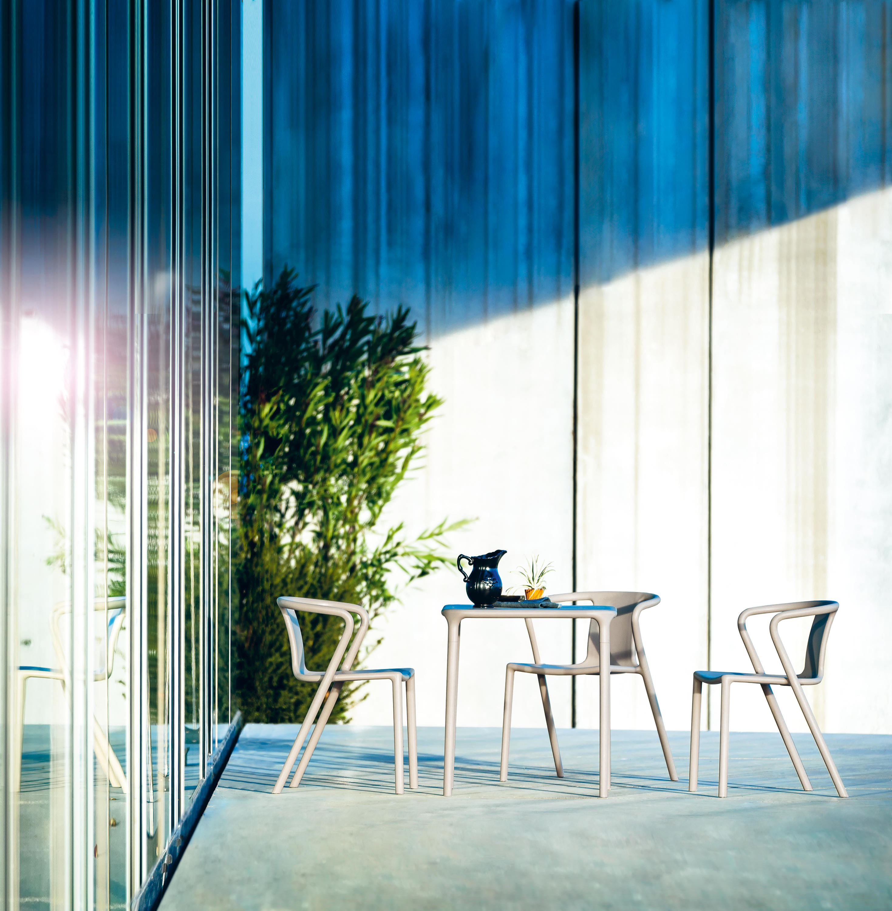 AIR-ARMCHAIR - Chairs from Magis | Architonic
