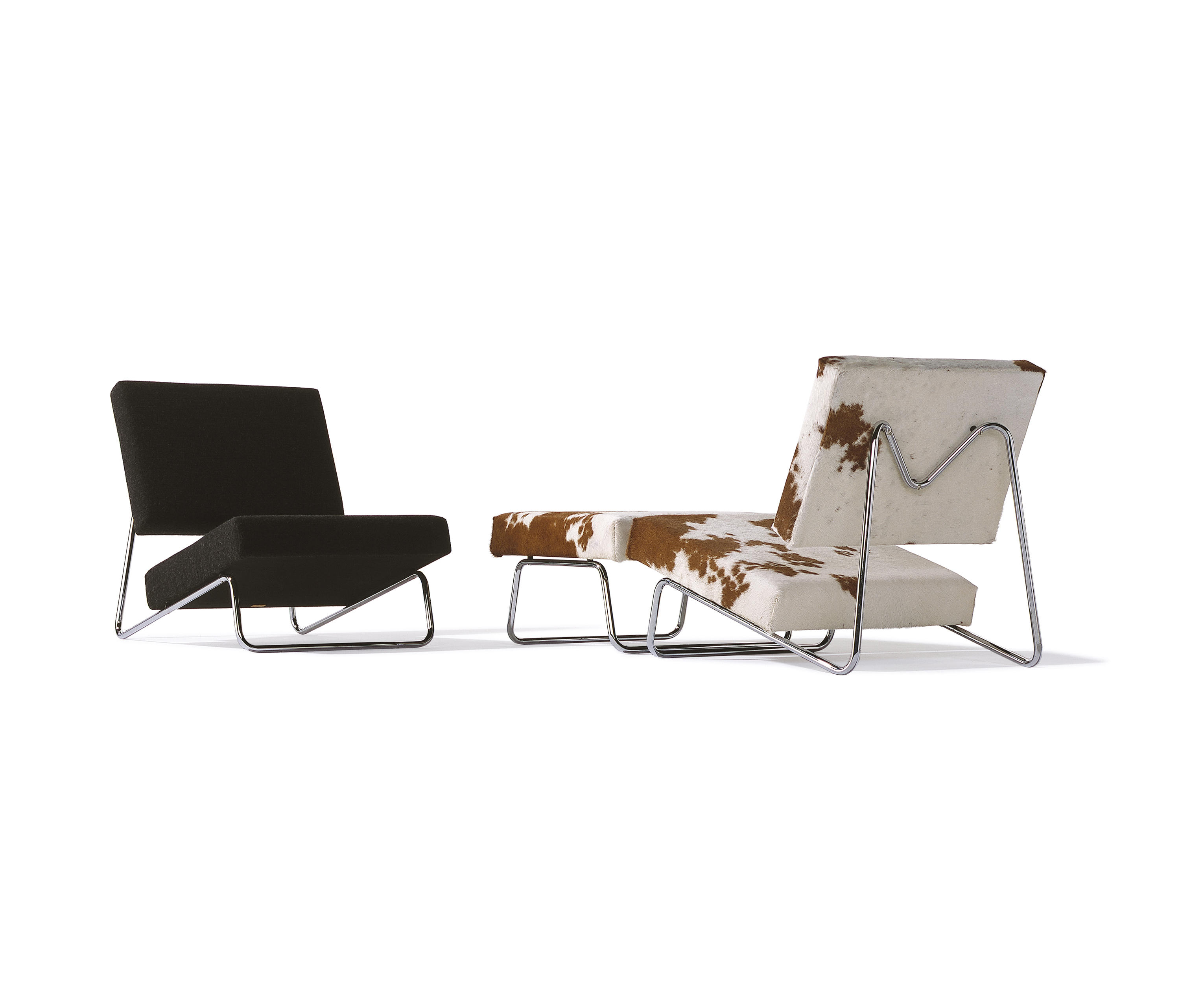 lounge chair hirche armchairs from richard lampert. Black Bedroom Furniture Sets. Home Design Ideas
