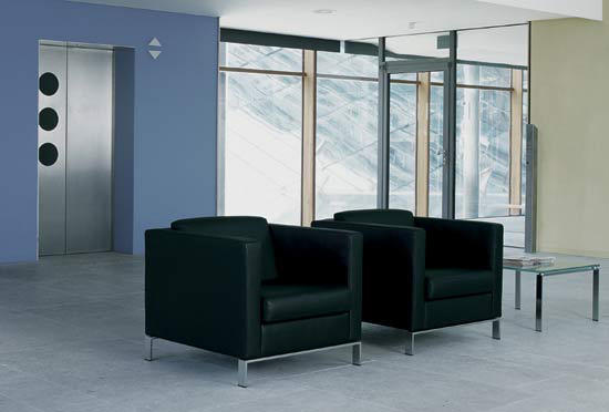 foster 500 sessel loungesessel von walter knoll architonic. Black Bedroom Furniture Sets. Home Design Ideas