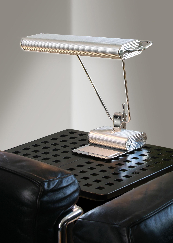 ad30 art d co tischleuchte standleuchten von tecnolumen. Black Bedroom Furniture Sets. Home Design Ideas