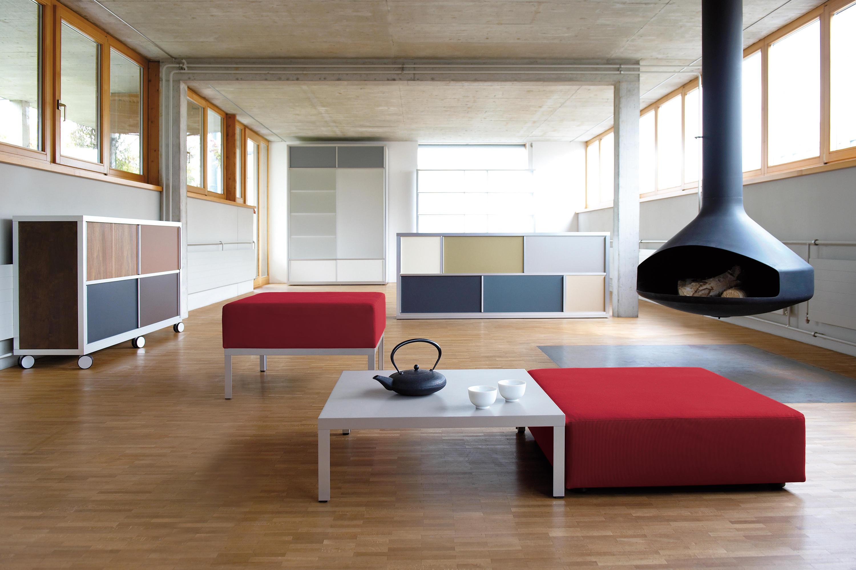 hocker gross poufs polsterhocker von cham leon design architonic. Black Bedroom Furniture Sets. Home Design Ideas