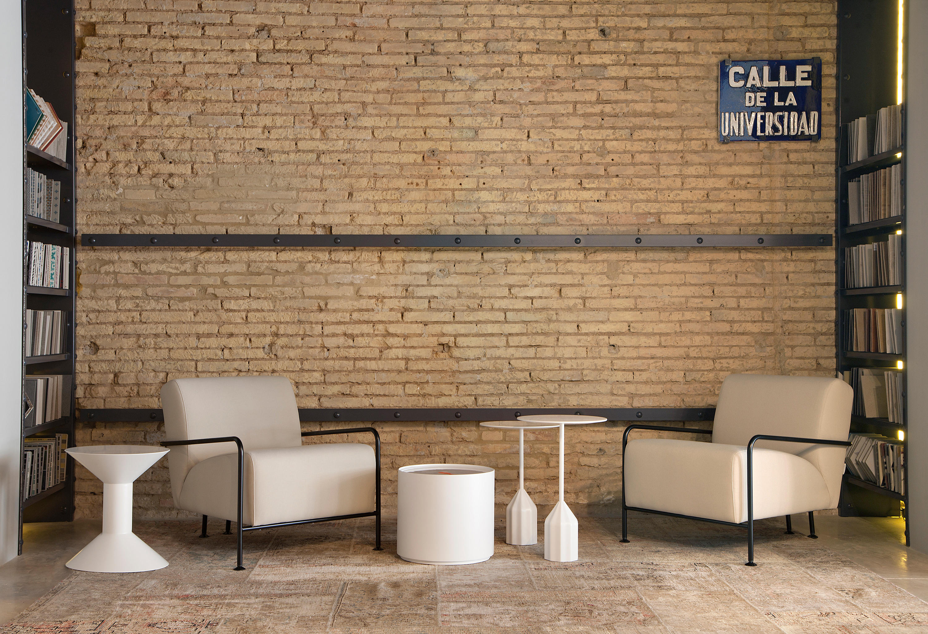 COLUBI ARMCHAIR Lounge Chairs From Viccarbe Architonic