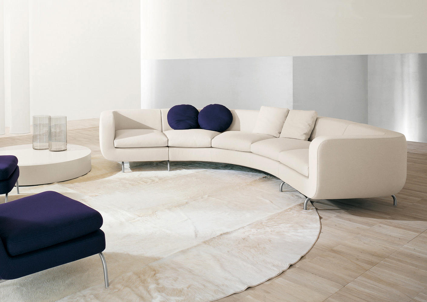 Dubuffet lounge sofas from minotti architonic - Meubles minotti ...