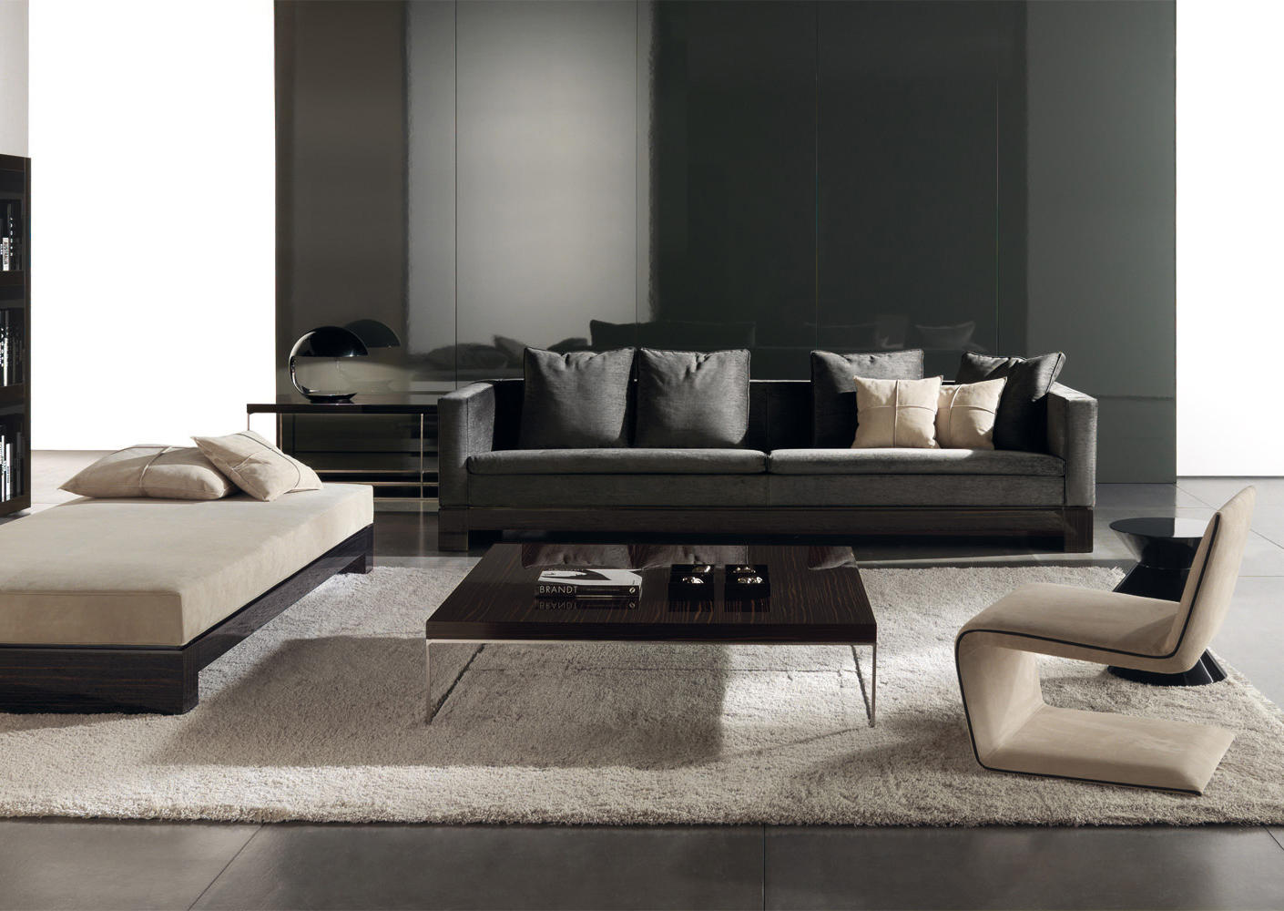 Klimt lounge sofas from minotti architonic for Minotti divani