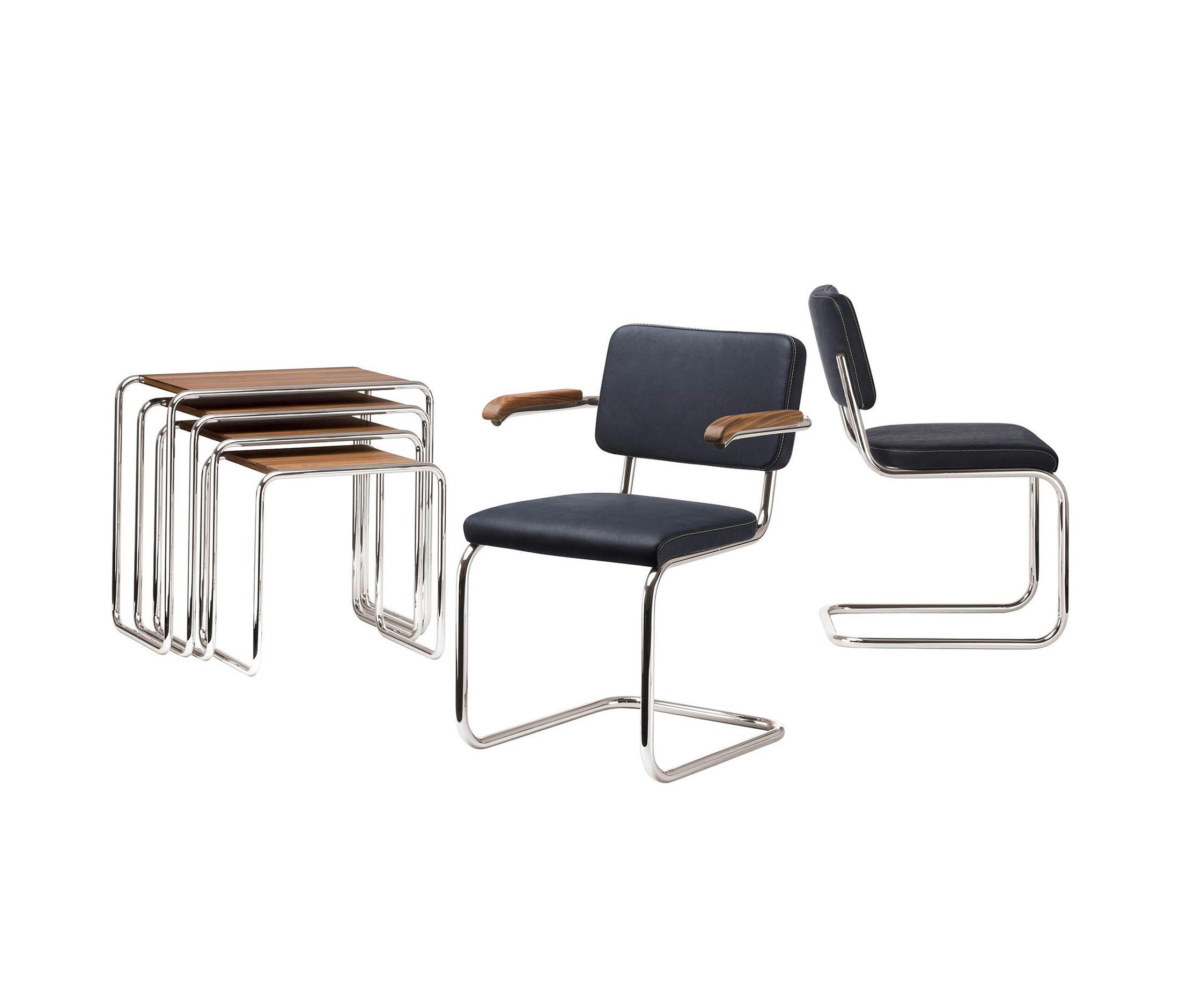 s 64 si ges visiteurs d 39 appoint de thonet architonic. Black Bedroom Furniture Sets. Home Design Ideas