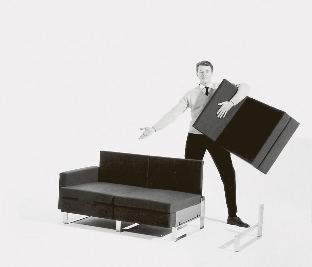 conseta relaxsessel von cor architonic. Black Bedroom Furniture Sets. Home Design Ideas