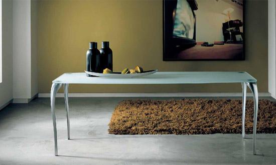 Kondura tavoli da pranzo ycami architonic for Produttori tavoli