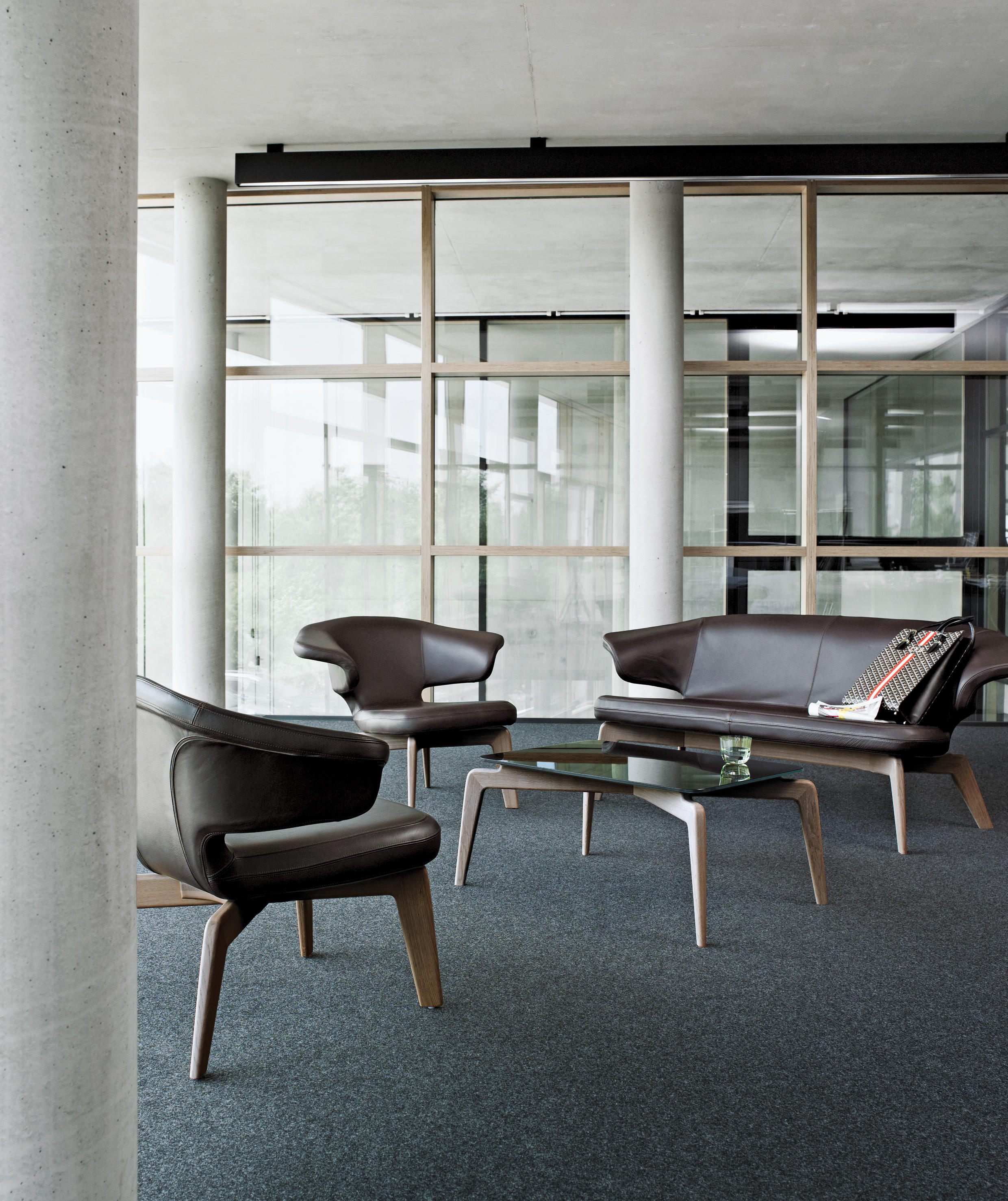MUNICH LOUNGE CHAIR - Lounge chairs from ClassiCon | Architonic