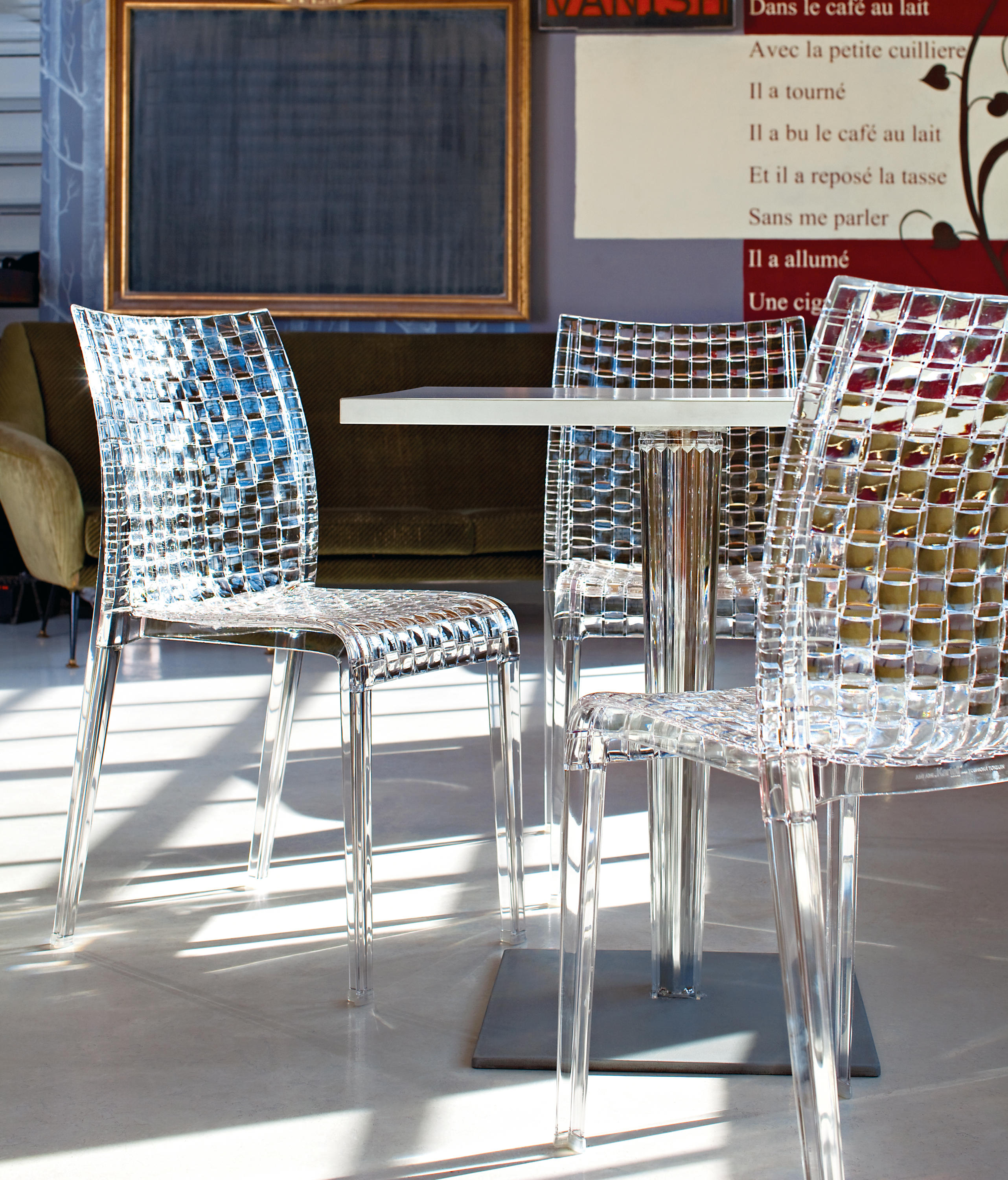 ami ami  multipurpose chairs from kartell  architonic - ami ami by kartell
