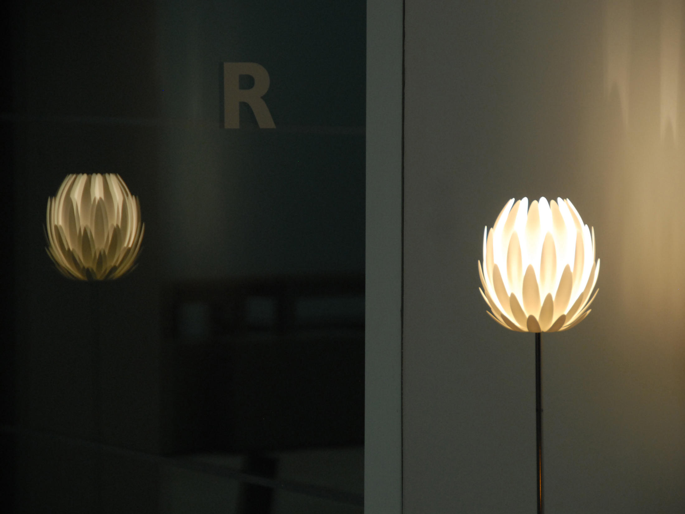 Very best LILY.MGX – FLOOR LAMP - General lighting from .MGX by Materialise  OA41