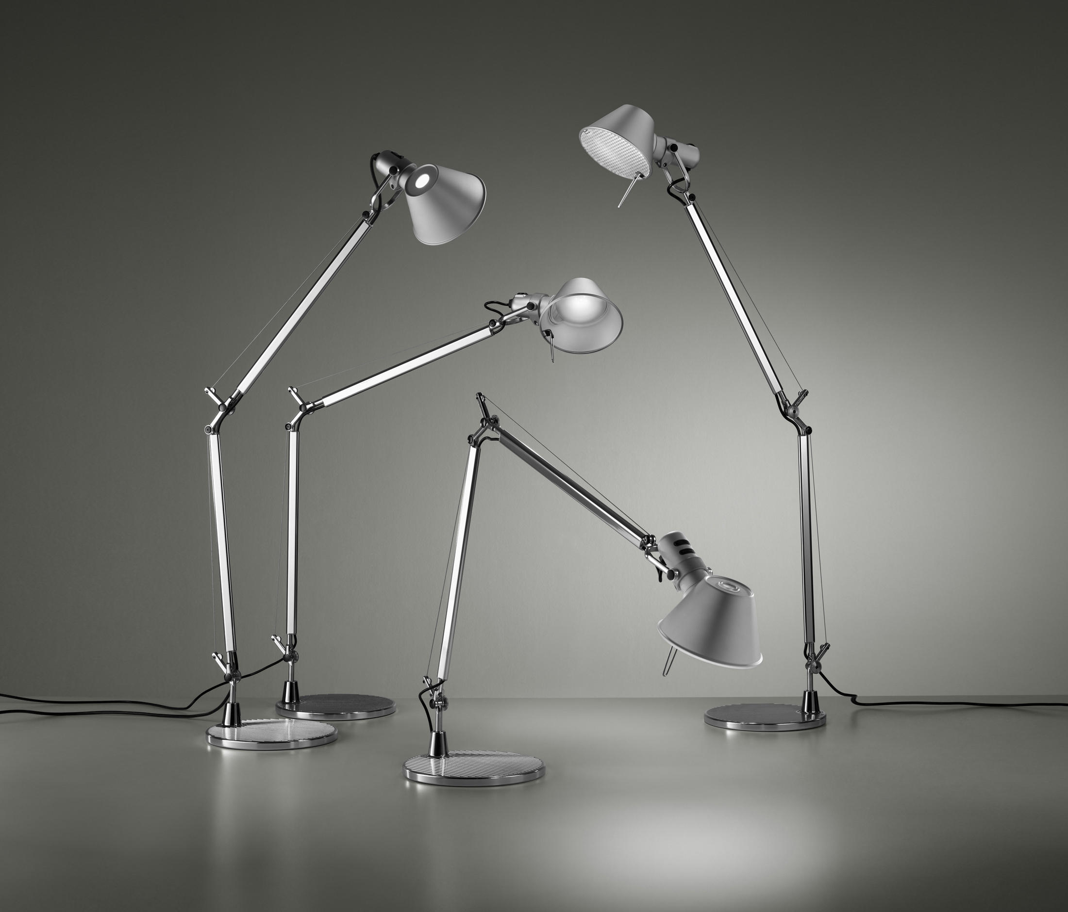 Tolomeo Basculante Floor Lamp Free Standing Lights From
