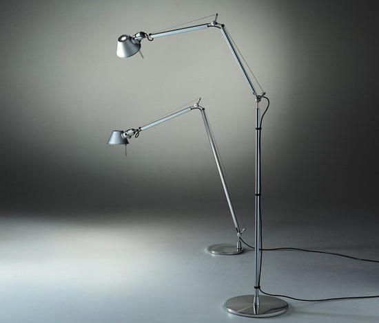 Tolomeo Basculante Floor Lamp General Lighting From