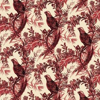 English pheasant wallpaper wall coverings wallpapers from timorous beasties architonic - Pheasant wallpaper for walls ...