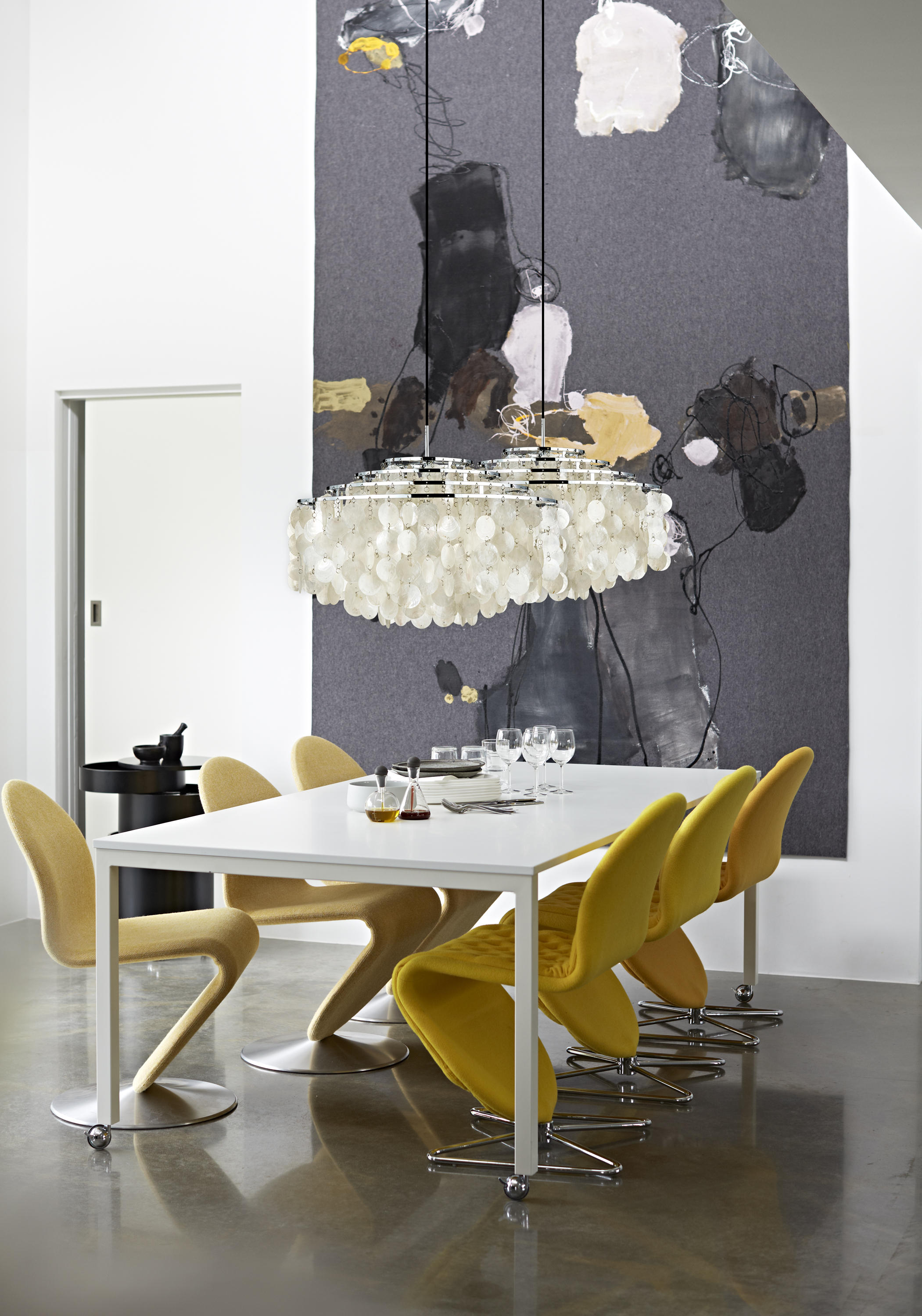 Fun Mother Of Pearl 1dm Pendant Suspended Lights From