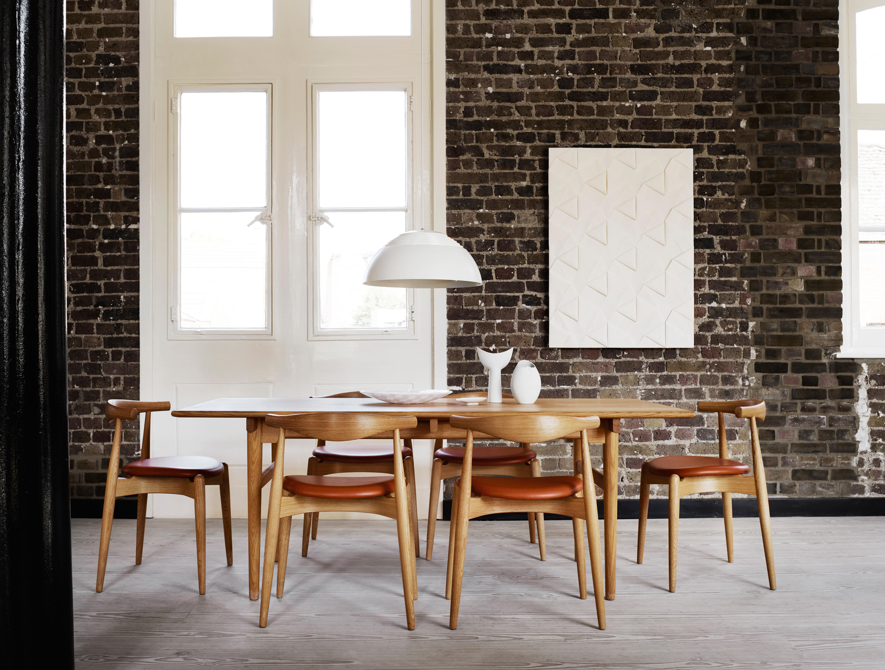Ch20 Elbow Chair Chairs From Carl Hansen Amp S 248 N Architonic