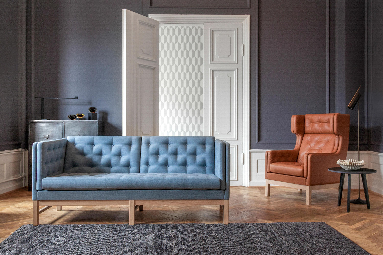 ej 315 3 loungesofas von erik j rgensen architonic. Black Bedroom Furniture Sets. Home Design Ideas