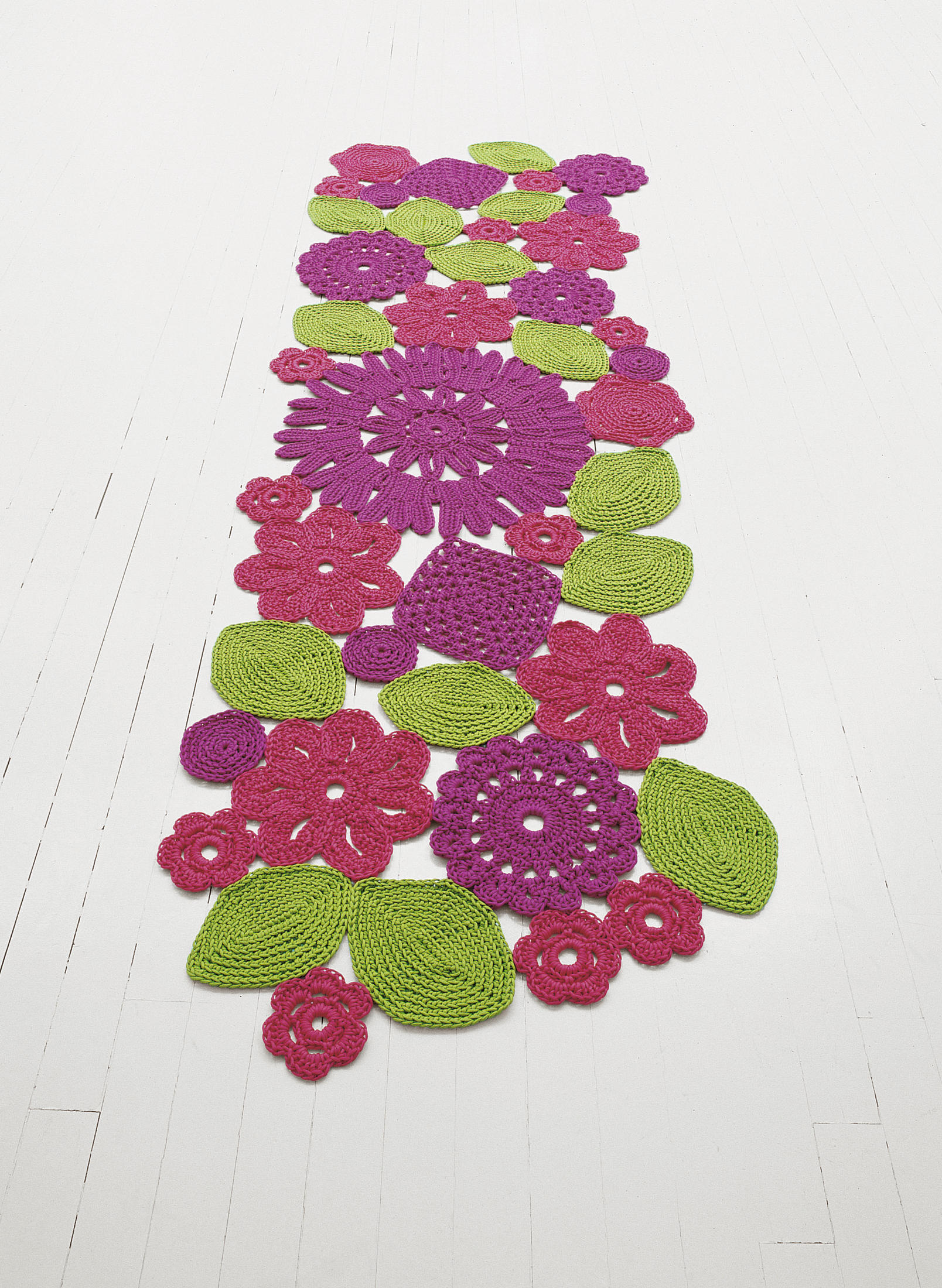Crochet Rugs From Paola Lenti Architonic