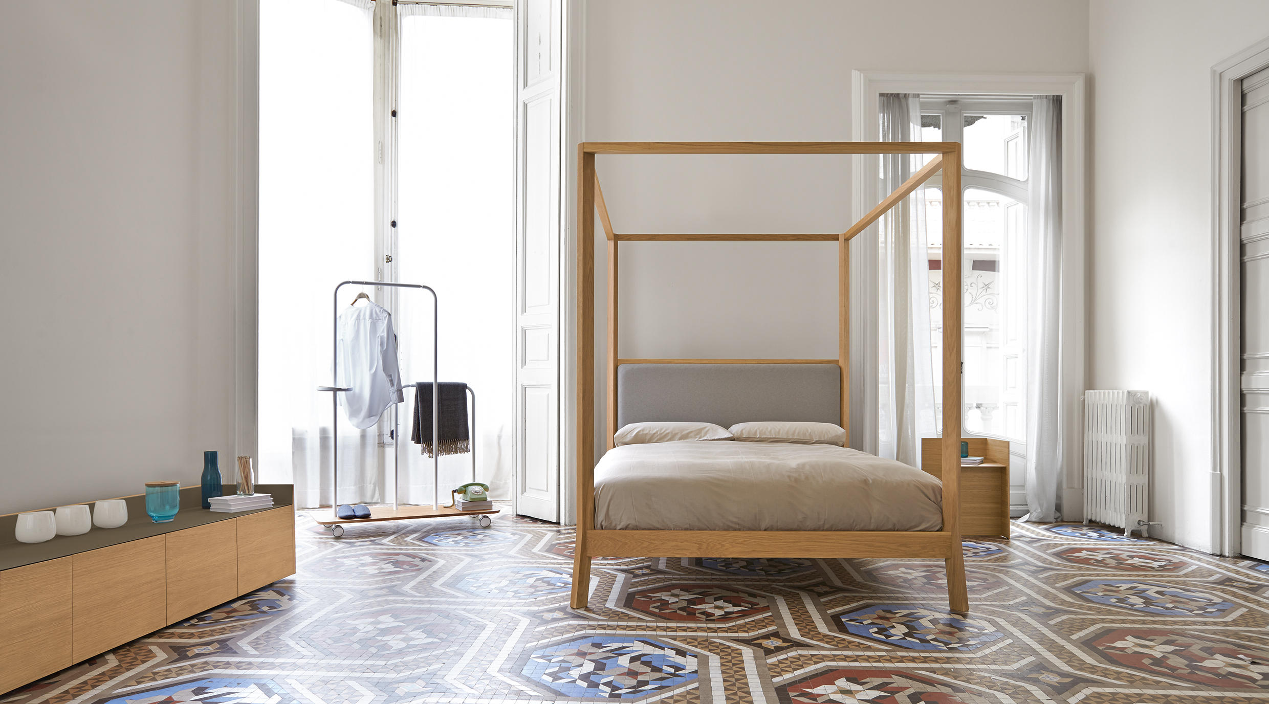 Breda Bed Beds From Punt Mobles Architonic