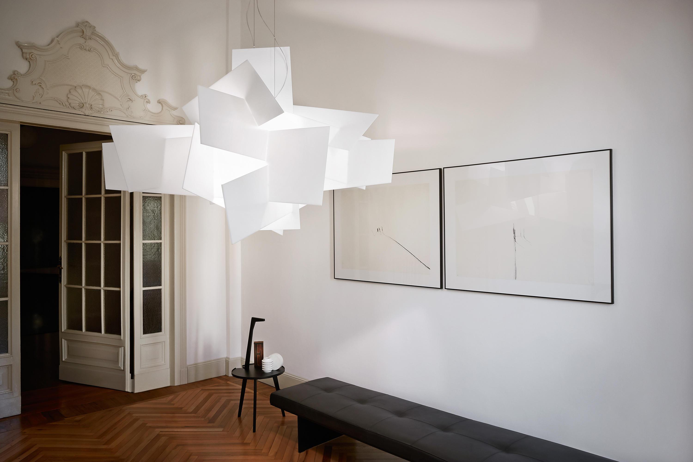 big bang ceiling iluminaci n general de foscarini. Black Bedroom Furniture Sets. Home Design Ideas