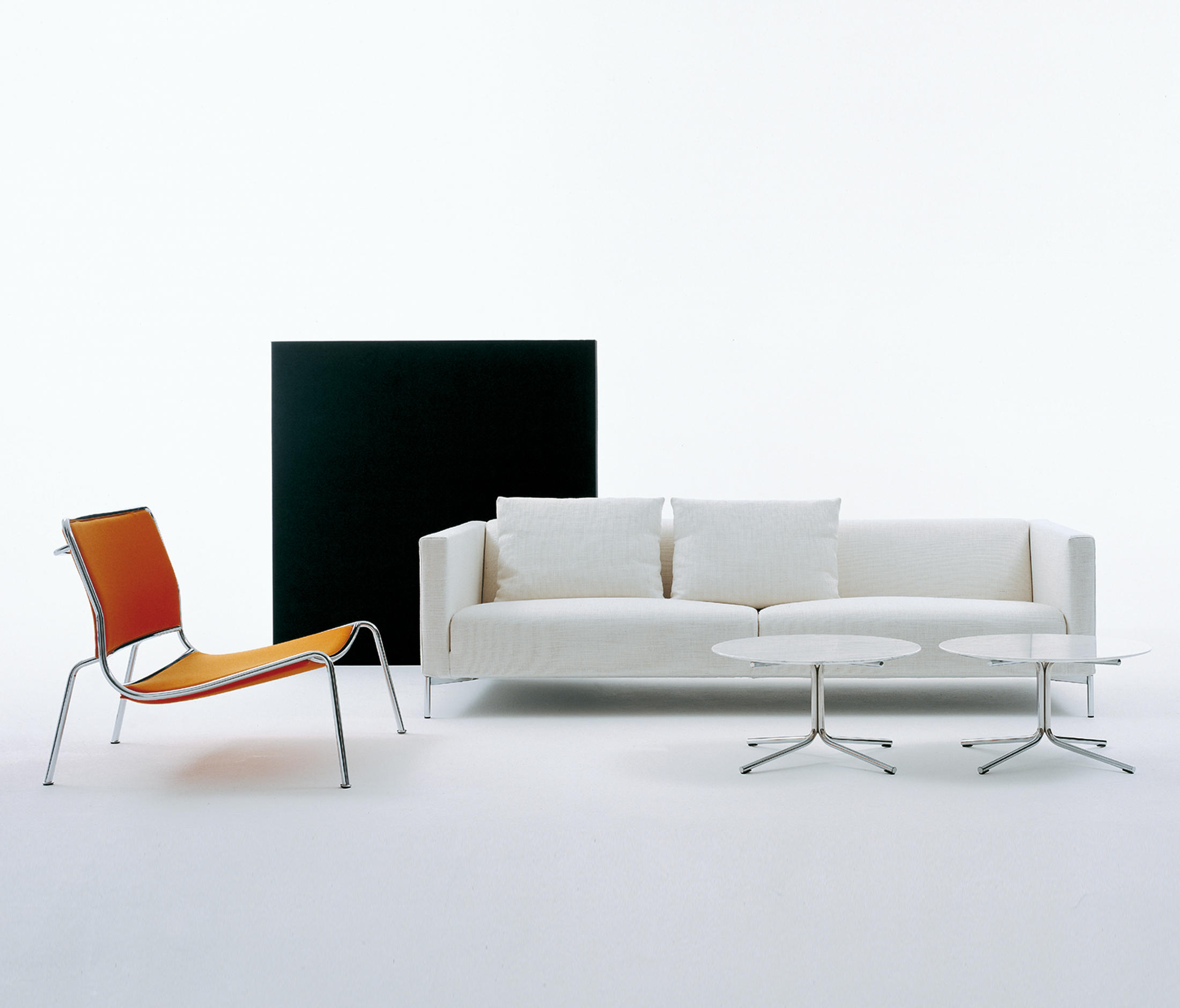 Twin Sofa Sofas From Living Divani Architonic