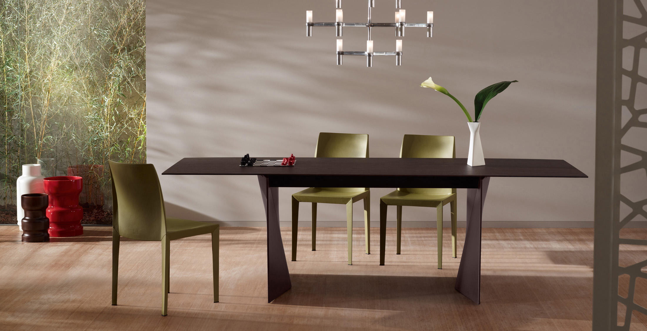 Palio Dining Tables From Poltrona Frau Architonic