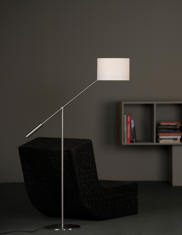 Libra P Floor Lamp General Lighting From Metalarte