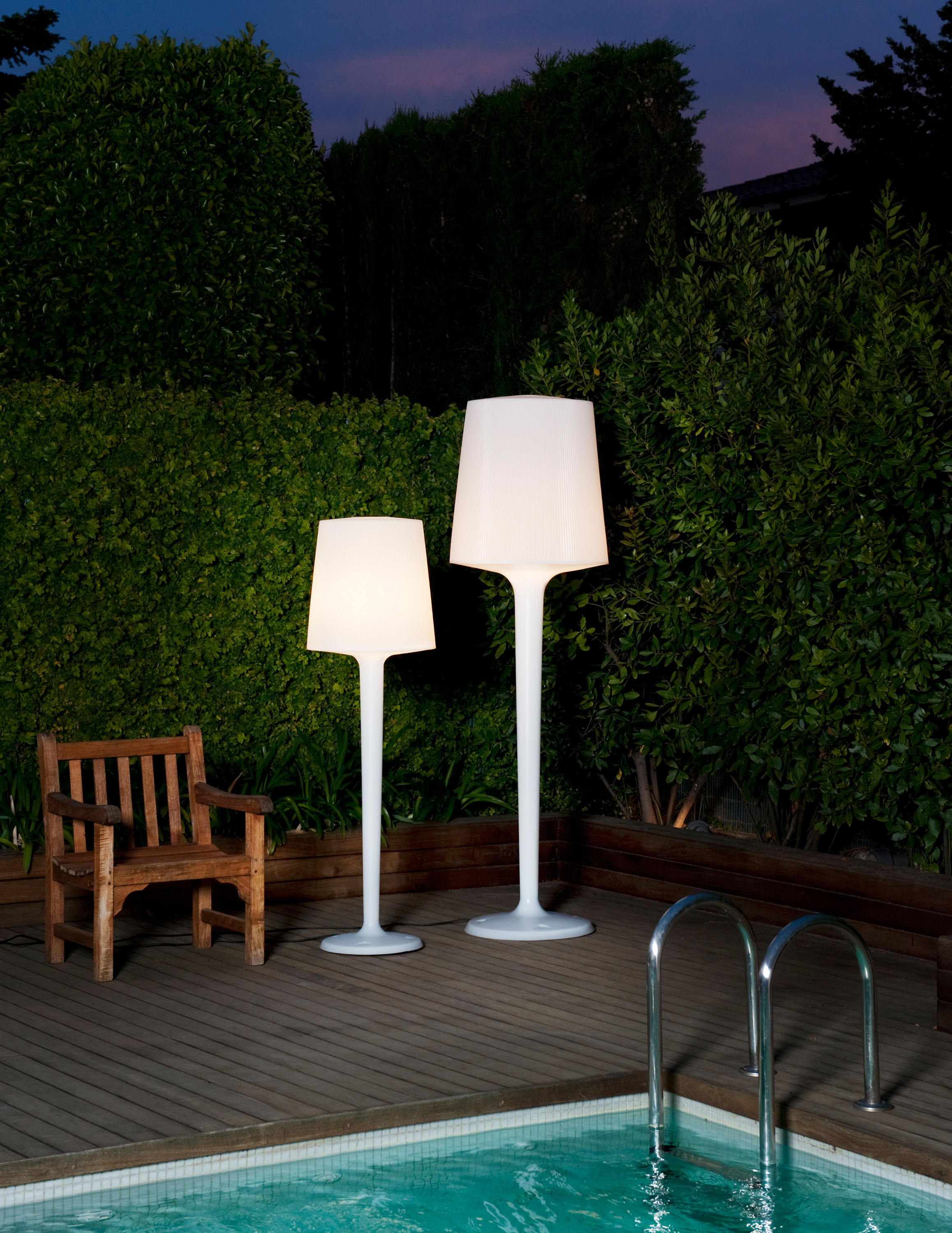 Inout Out Gr Floor Lamp Free Standing Lights From