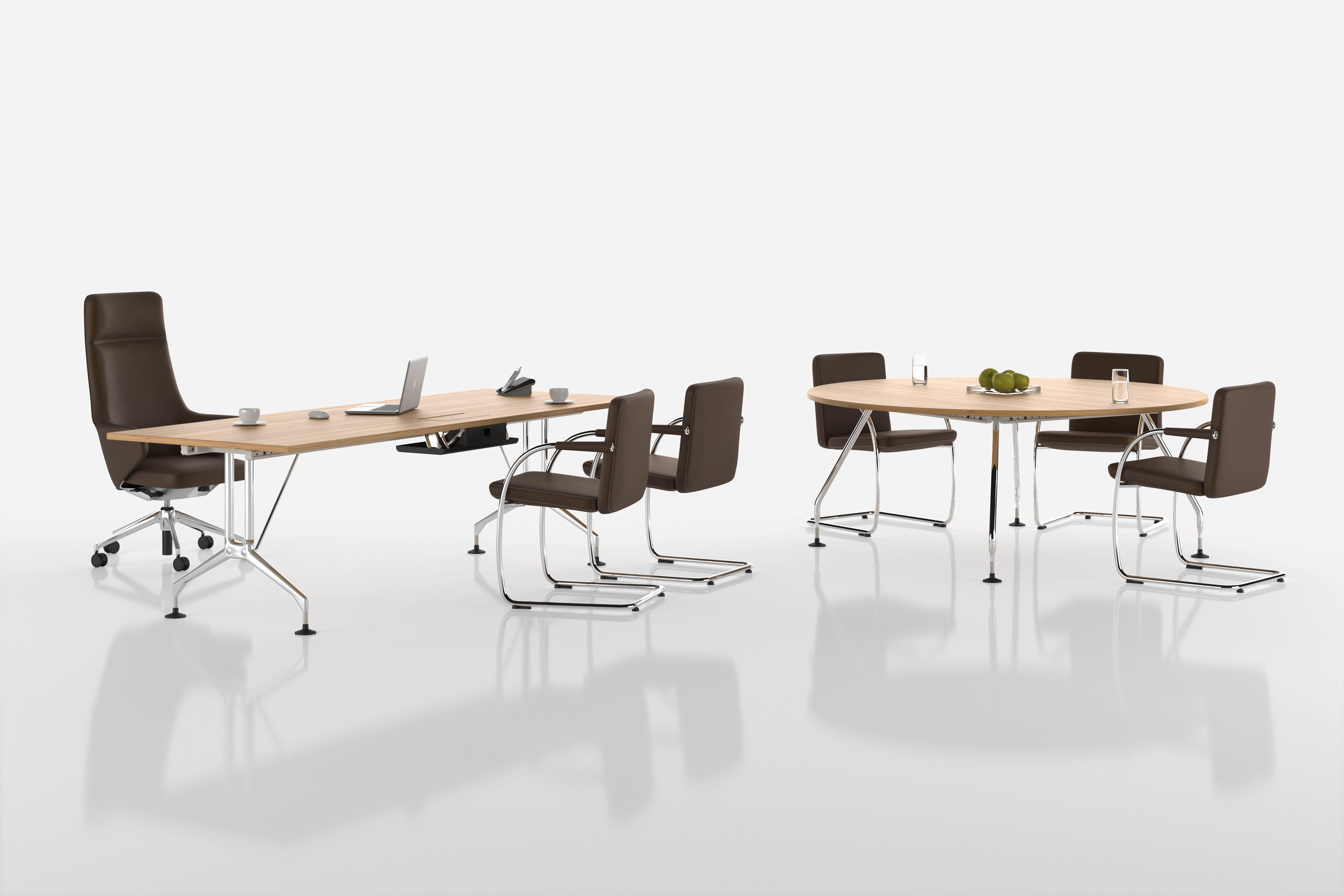 AD HOC OFFICE - Desking systems from Vitra | Architonic