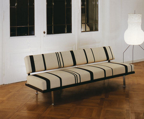 hp58 bettsofa schlafsofas von hugo peters architonic. Black Bedroom Furniture Sets. Home Design Ideas